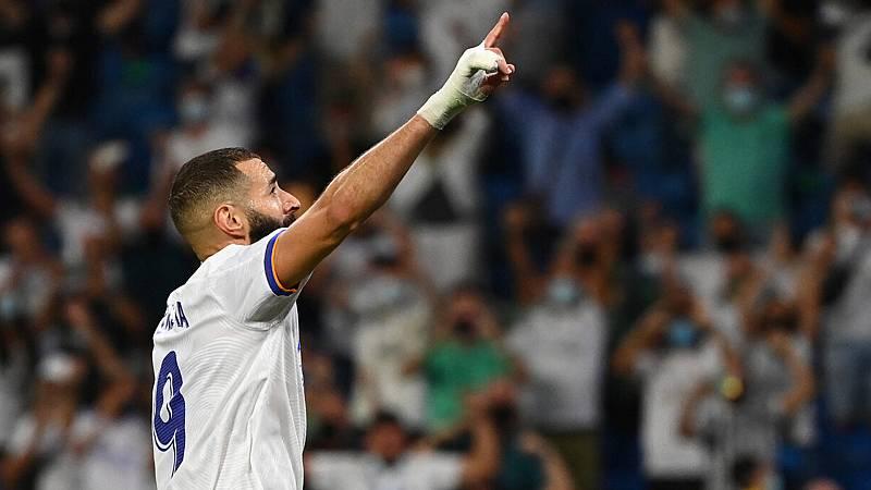 Tablero deportivo - El Bernabéu baila al ritmo de Benzema - Escuchar ahora