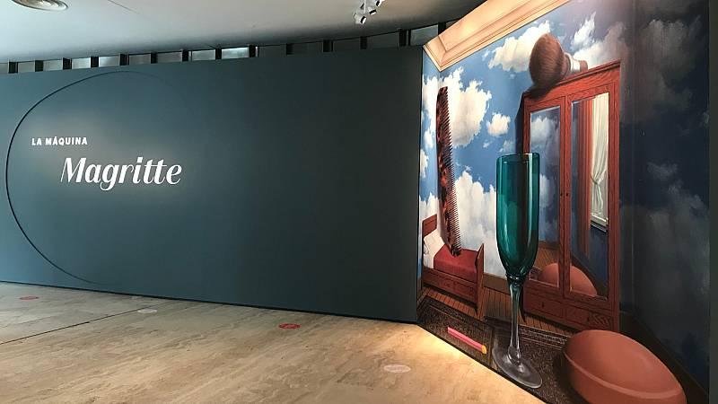 Más cerca - El Thyssen trae a un Magritte que va más allá de los iconos - Escuchar ahora