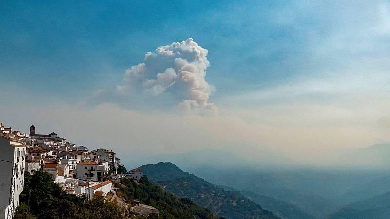 14 horas - Los incendios de sexta generación, capaces de cambiar la meteorología - Escuchar ahora