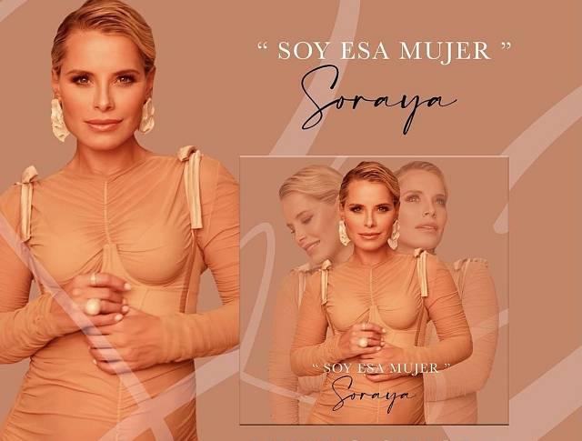 Entrevista la cantant Soraya Arnelas
