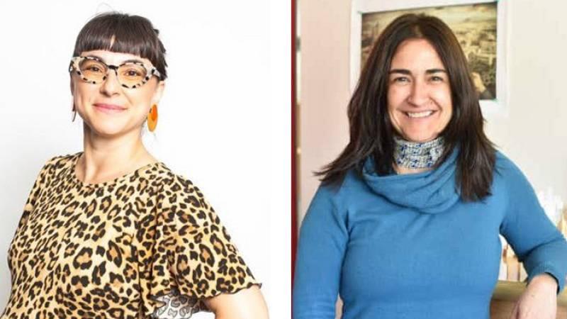 Punto de enlace - Sara Barrasa y Alicia Pérez-Porro, el retorno de nuestras científicas - 14/09/21 - escuchar ahora