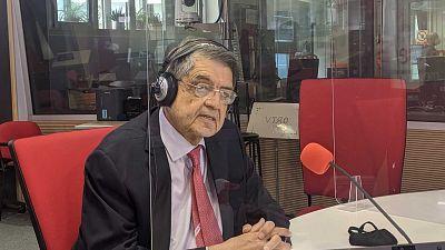 Las mañanas de RNE con Pepa Fernández - Entrevista a Sergio Ramírez - Escuchar ahora