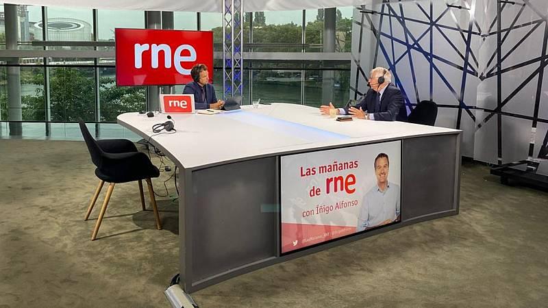 """Las mañanas de RNE con Íñigo Alfonso - Borrell: """"Bruselas debe revisar el sistema europeo de fijación de precios de la electricidad"""" - Escuchar ahora"""