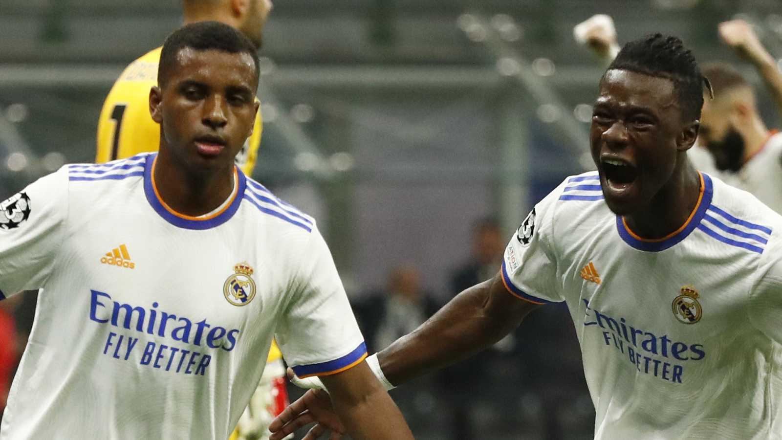 Tablero deportivo - Solo el Real Madrid gana en la Champions - Escuchar ahora