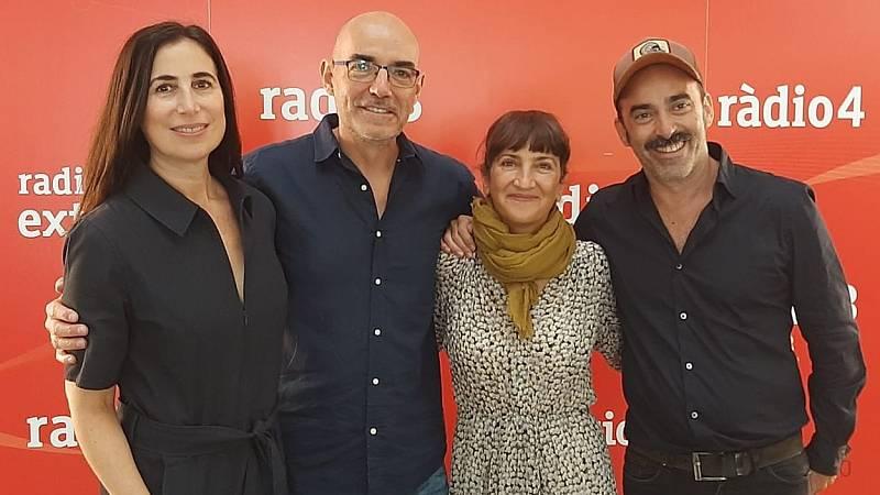 La sala - 'Turistas': Marina Seresesky, Álvaro Lavín, Pepa Zaragoza, Chani Martín - 16/09/21 - Escuchar ahora