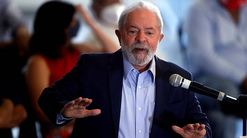 "Las mañanas de RNE con Íñigo Alfonso - Lula da Silva: ""Brasil volverá a tener un gobierno serio"" - Escuchar ahora"