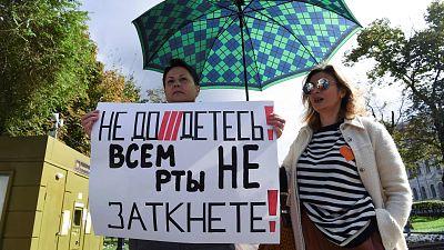 """Reportajes 5 Continentes - En Rusia, vivir como """"agente extranjero"""" en su propio país - Escuchar ahora"""
