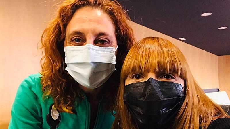 La sala - Julietas y Medeas: Nuria Mencía y Prado Campos - 17/09/21 - Escuchar ahora