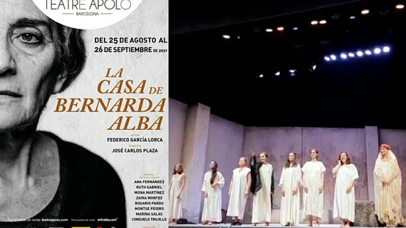 En escena - 'La casa de Bernarda Alba', de Federico García Lorca - 17/09/21 - Escuchar ahora