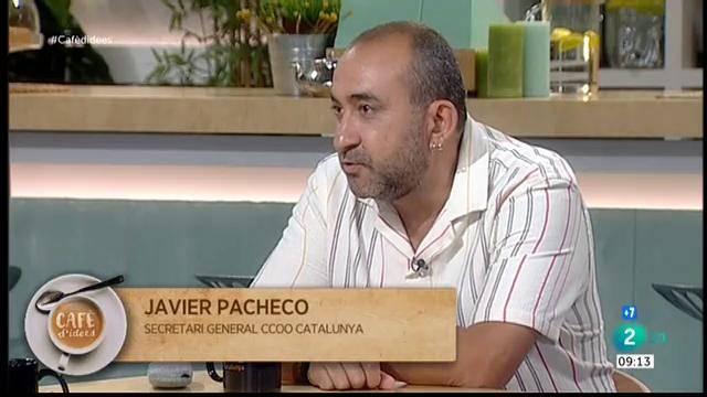 Tertúlia, Javier Pacheco i novetats en sèries i cine
