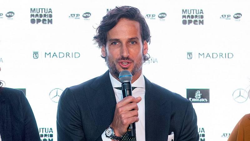 """Radiogaceta de los deportes - Feliciano López: """"El Mutua Madrid Open es un privilegio"""" - Escuchar ahora"""