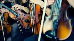 Letra y Música, con Andrés Neuman - Violines - 17/09/21