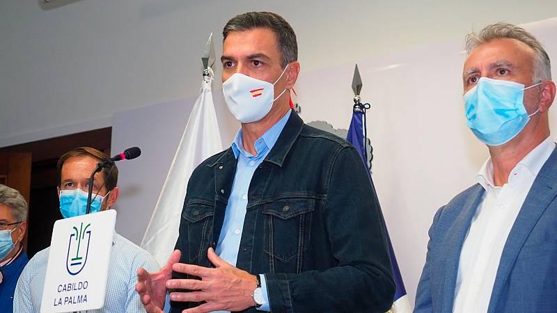 """Las mañanas de RNE con Íñigo Alfonso - Presidente de Canarias: """"En 48 horas o antes sabremos cuánto durará la erupción""""  - Escuchar ahora"""