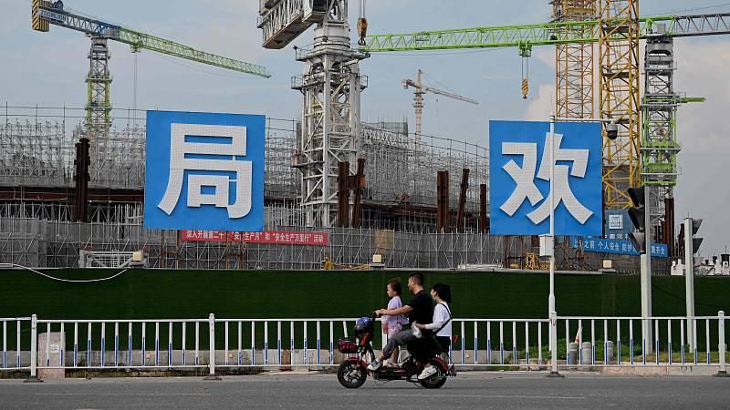 14 horas - Evergrande, la inmobiliaria china que hace temblar a los mercados - Escuchar ahora