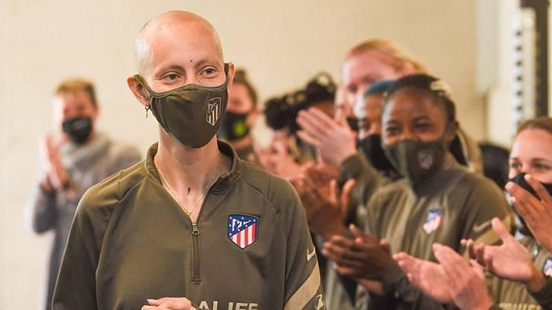 Por tres razones - Virginia Torrecilla vuelve a entrenar tras superar un tumor - Escuchar ahora