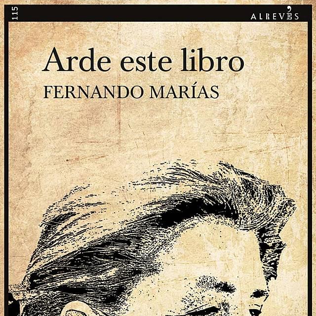 Fernando Marías. Arde este libro. Relats distòpics
