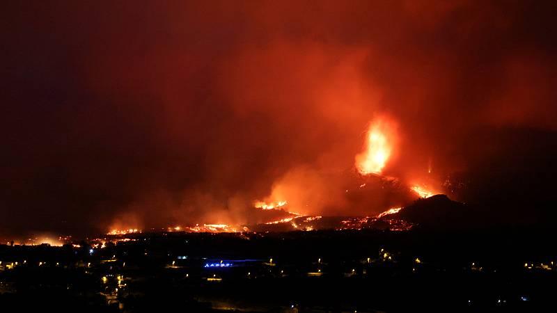 A golpe de bit - Tecnología punta para vigilar un volcán - 22/09/21 - escuchar ahora