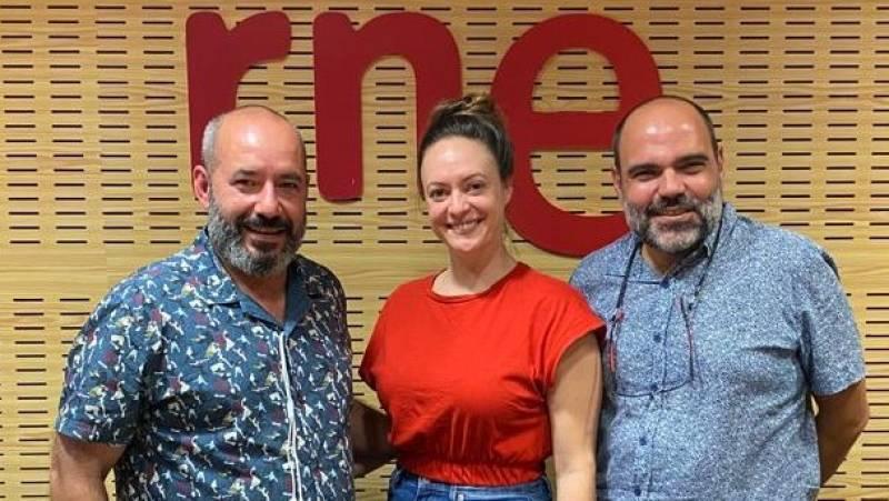 La sala - Mario Vega, Marta Viera y Valentín Rodríguez: Una hora menos Producciones - 22/09/21 - Escuchar ahora