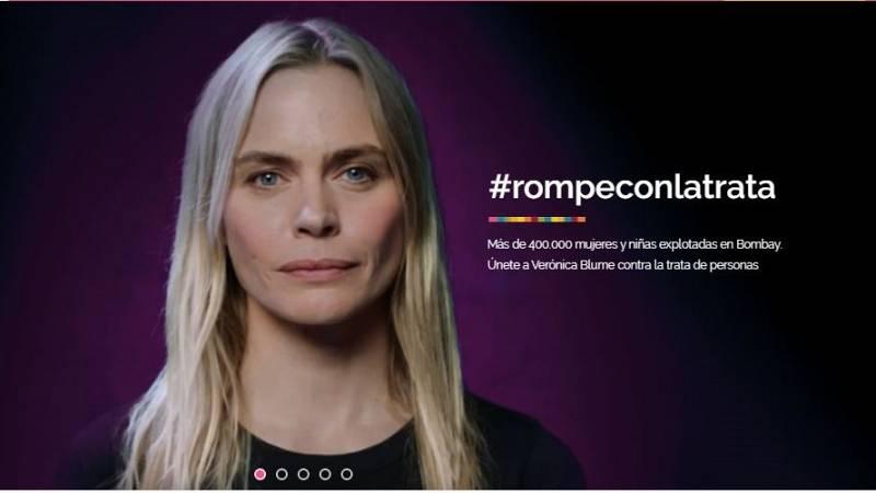 """De boca a orella - """"Rompeconlatrata"""" lluita contra el tràfic de persones"""