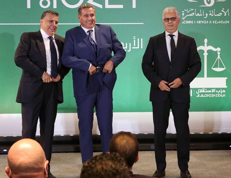 Cinco Continentes - Acuerdo para un nuevo gobierno de coalición en Marruecos