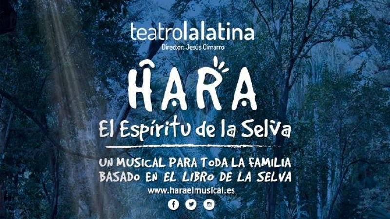 Hara, El espíritu de la selva aterriza en Madrid - 23/09/21 - Escuchar ahora