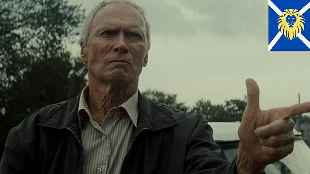 Clint Eastwood en el ocaso