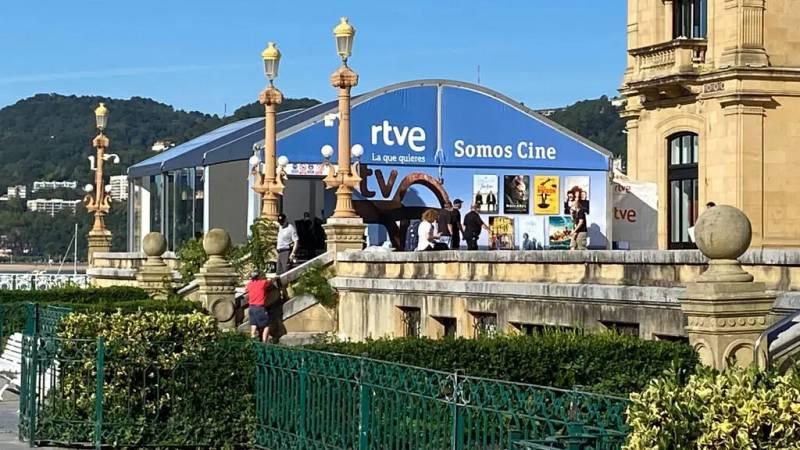 'San Sebastián' 'De película' - escuchar ahora
