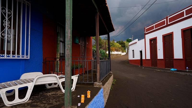 """14 horas - """"Emergencia habitacional"""" en La Palma: no hay casas suficientes para los desalojados"""