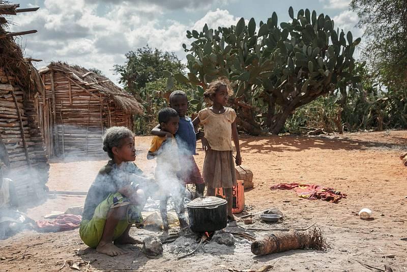 Cinco Continentes - Hambruna en el sur de Madagascar - Escuchar ahora