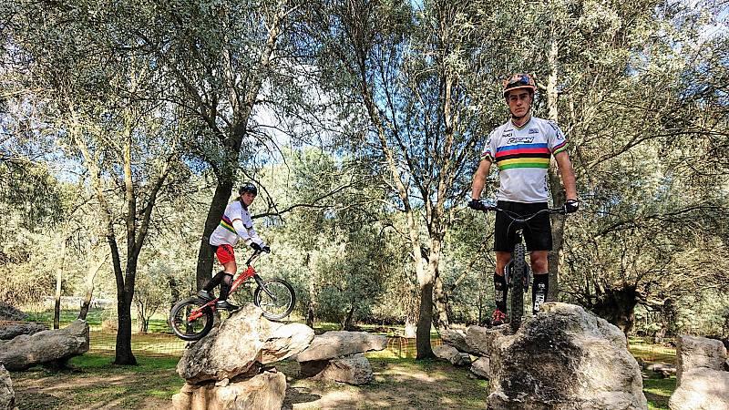 El trial bici español, cantera de campeones mundiales - Escuchar ahora