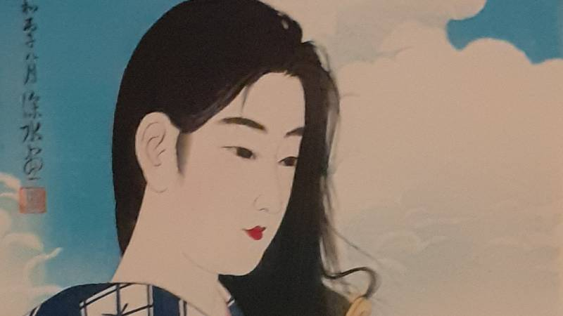 Punto de enlace - La muestra 'Japón, una historia de amor y guerra', en Madrid - 24/09/21 - escuchar ahora