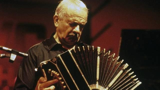 Astor Piazzolla, un hombre a la contra