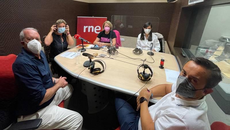A golpe de bit - Granada en la Noche Europea de los Investigadores - 24/09/21 - escuchar ahora