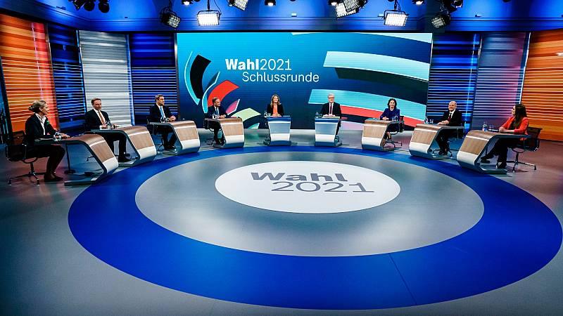 Reportajes 5 Continentes - Elecciones legislativas indecisas en Alemania - Escuchar ahora