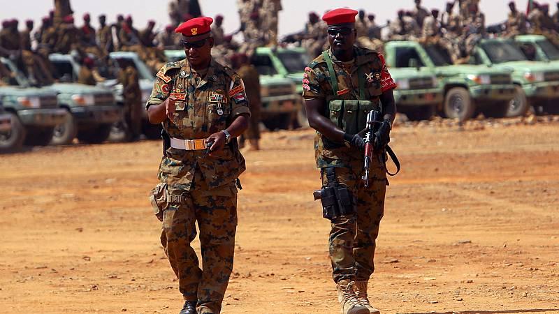 África hoy - Intento de golpe de Estado en Sudán  - 24/09/21 - escuchar ahora