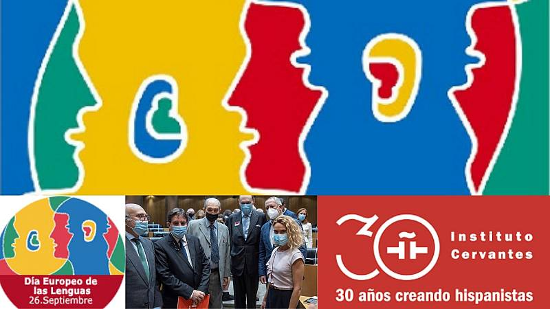La ventana del Cervantes - El Cervantes celebra el Día Europeo de las Lenguas - 25/09/21 - Escuchar ahora