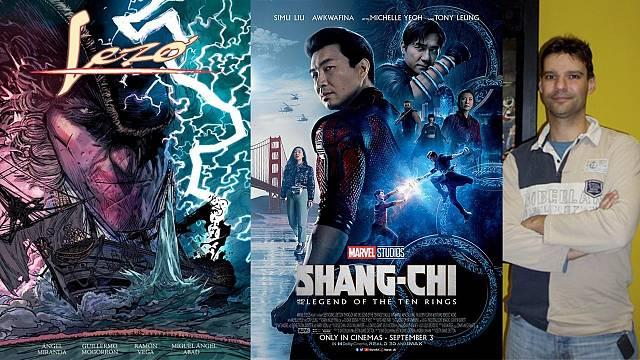Lezo, Shang-Chi y los actores de doblaje superheroicos