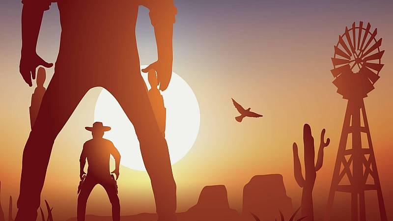 Espacio en blanco - El salvaje oeste - 26/09/21 - escuchar ahora