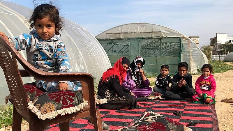 14 horas - Líbano: los refugiados sirios, al límite - Escuchar ahora