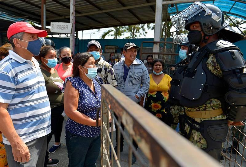 Cinco Continentes -  Estado de excepción carcelario en Ecuador - Escuchar ahora