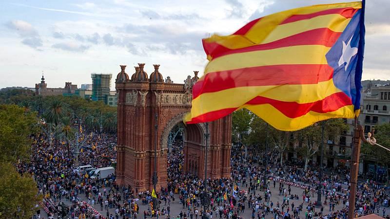 """Las mañanas de RNE con Íñigo Alfonso - Cataluña, cuatro años después del 1-0: """"La mayoría de los catalanes piensan que el 'procés' no ha servido para ir a mejor"""" - Escuchar ahora"""
