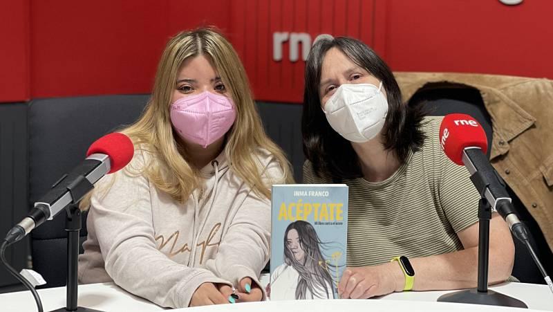 Artesfera - Inma Franco y su libro 'Acéptate' contra el acoso escolar - 05/10/21 - escuchar ahora