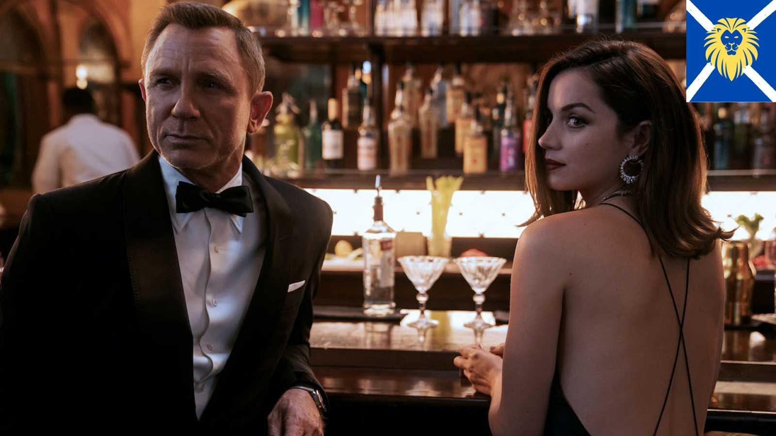 No hay leones en Escocia - ¿Necesita el mundo una James Bond mujer? - 08/10/2021