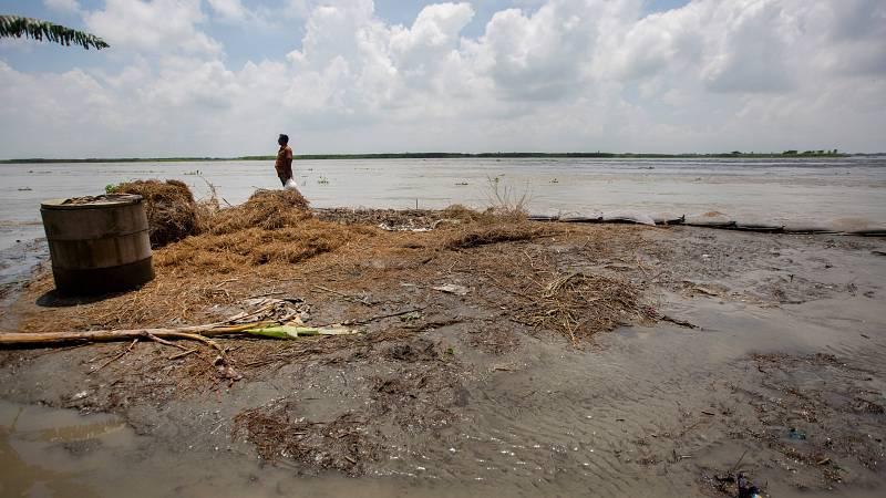 14 horas - CEAR y Greenpeace piden proteger a los migrantes climáticos - Escuchar ahora