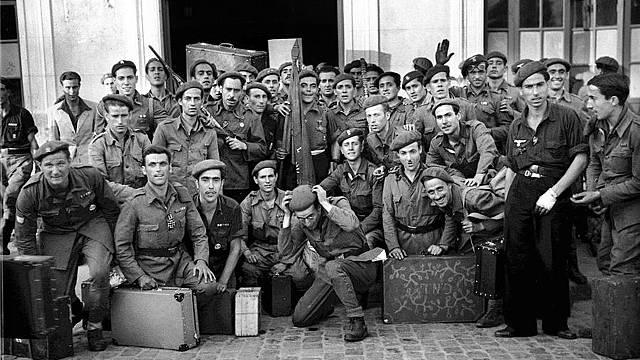 La División Azul, españoles en la Wehrmacht
