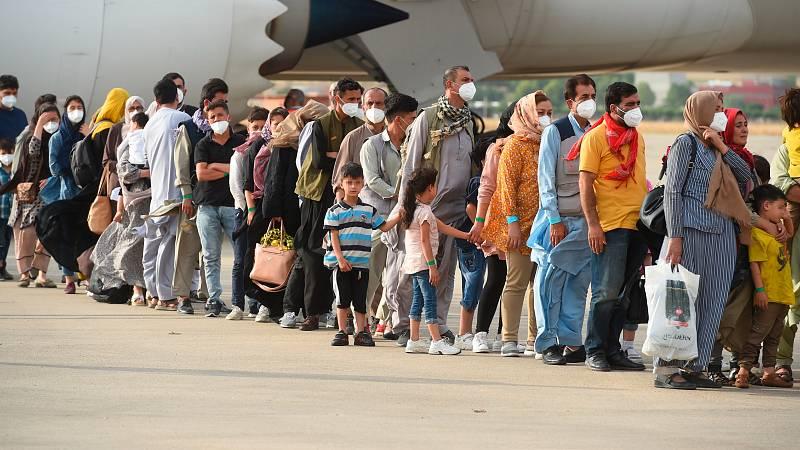 24 Horas Fin de Semana - 132 afganos serán evacuados a España en las próximas horas - Escuchar ahora