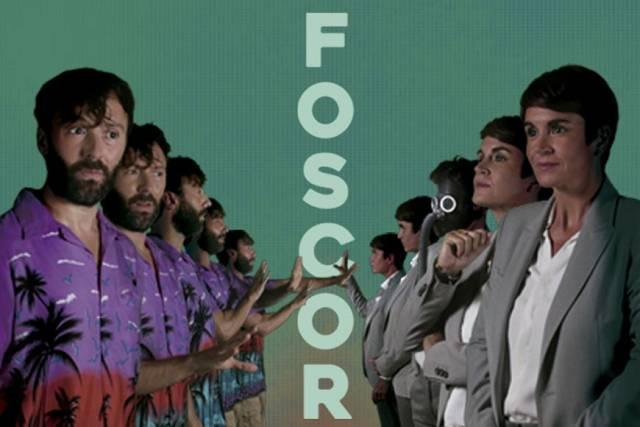 Dafnis Balduz i Agnès Busquets protagonistes de  'Foscor'