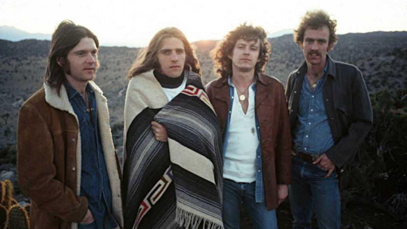 Rock and Roll High School - Cap. 84; El apogeo del Country Rock (1969-1973) -