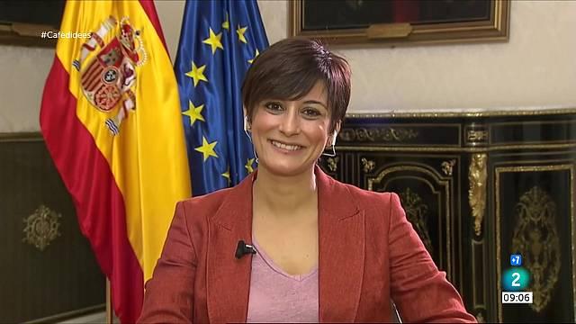 Gemma Nierga entrevista Isabel Rodríguez