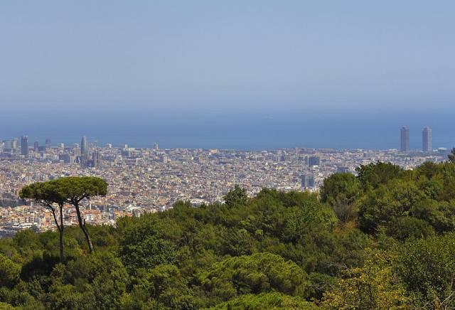 Viure de l'aire de Barcelona